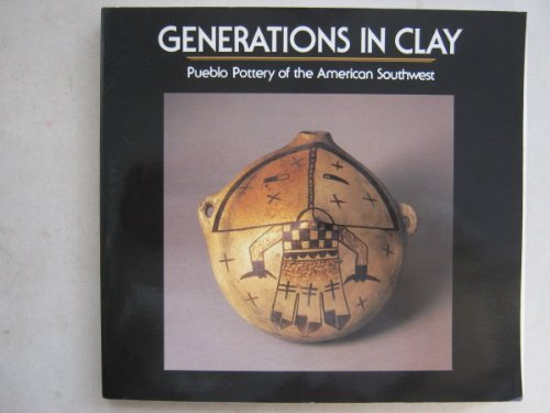 Generations in Clay Pueblo Pottery of the American Southwest