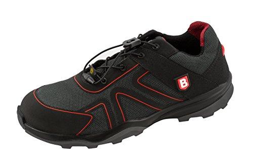 Chaussures De Sécurité Chaussures S1p Src Esd Sneaker Ultra Légères Et Respirantes Hercules Brynje