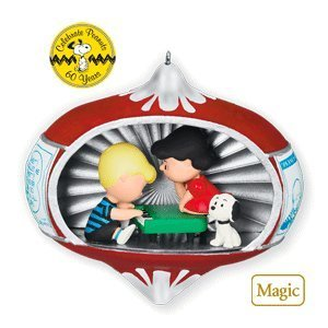 60 Years Of Suite-Ness Peanuts Gang 2010 Hallmark Ornament - QK4016