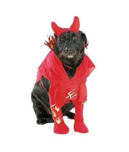 Devils Dog Pet Costume - Pet -