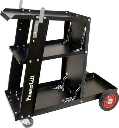 PowerLift WC4320 Welding Cart (Deluxe)