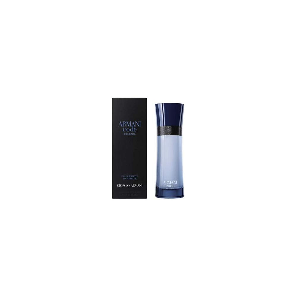 Amazon.com : Giorgio Armani Code 2.5 oz Eau de Toilette Spray with Luxury Duffle Bag : Beauty