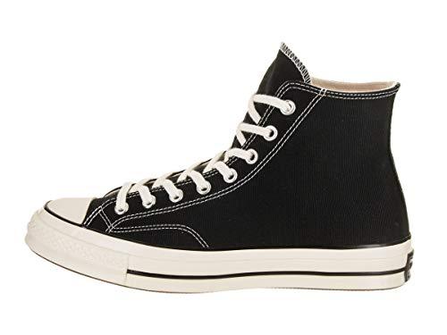 Basses black egret Converse Adulte Noir 70 Taylor Chuck Hi 001 Mixte Sneakers black BHTqXCSxH
