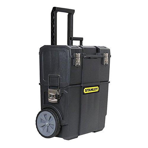 Mobile Work Center Tool Cart StanleyHandTools