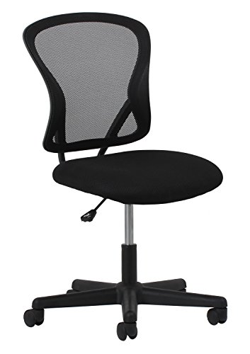 OFM Essentials Swivel Mesh Task Chair - Ergonomic Computer/Office Chair (ESS-3010) by OFM