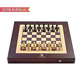 Square Off Chess Set - an Electronic Chessboard, which Moves The Opponent's  Wooden Chess Pieces on its Own  Kids or Adults can Play Against The AI or