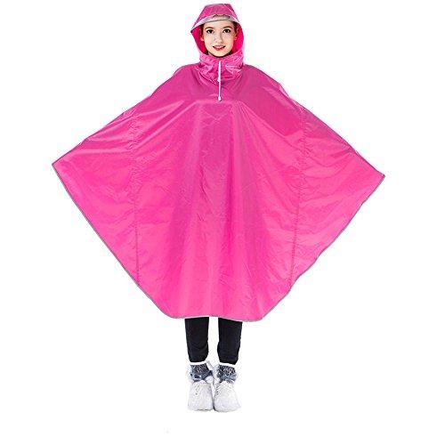自転車 レインコート 大人 ルーズ 大きなサイズ 乗る 透明 レインコート シームレスな口 大きな帽子 学生 一人 レインコート 女性 軽量 レインウェア 防水 携帯袋付き