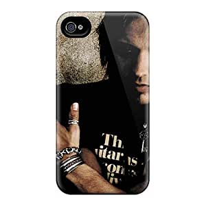 D8-BYBUY Iphone 4/4s Well-designed Hard Case Cover Avantasia Band Protector