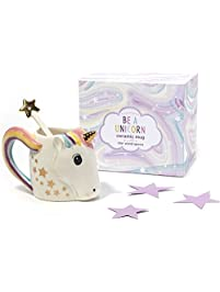 the office star mug. twou0027s company 42941 be a unicorn mug with metallic star stirrer in gift box white the office