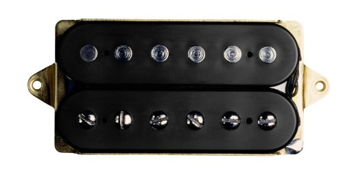 DiMarzio AT-1 Andy Timmons Humbucker Pickup - F-spaced Black (Best Thing Andy Gibson)