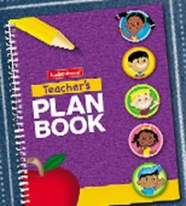 New Lakeshore Learning Teacher's Plan Book Horizontal Organizer (Teachers Big Plan Book)