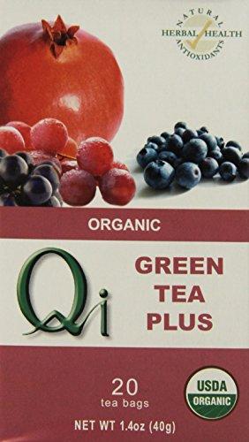 Qi Green Tea - 1