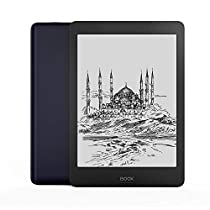 BOOX Nova 7.8 Ereader, Warm & Cold light hue, High resolution (300ppi) , Android 6.0, 2GB + 32 GB, Wi-Fi