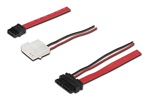 4 opinioni per Digitus AK125001 Cavo SATA Ii/Iii di Connessione Slim Line, 22 Poli con