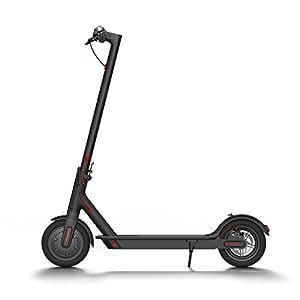 Xiaomi Mi Scooter M365 - Patinete eléctrico plegable, 30 Km alcance, 25km/h, negro