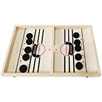 JVSISM Sling Puck Game Foosball Winner Board Game Bounce Chess Eject Chess Bounce Chess Party Home Interactive Games Toy