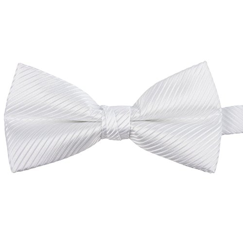 Bow Tied Boxed White Tie Striped ST Assorted Pre By Colours George Available AHExqw5x