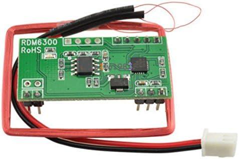 EM4100 125K RFID Card Reader Module RDM6300 ID RF Module UART Output For Arduino
