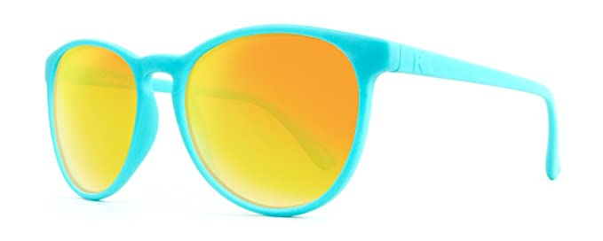 Gafas de sol Knockaround Turquoise / Sunset Mai Tais: Amazon ...