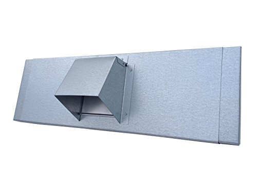 Window Dryer Vent (Adjusts 24 Inch Through 36 Inch) by Vent Works