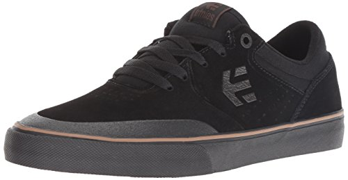 New Etnies Skateboarding Shoes - Etnies Men's Marana Vulc Skate Shoe, Black/Dark Grey/Gum, 11 Medium US