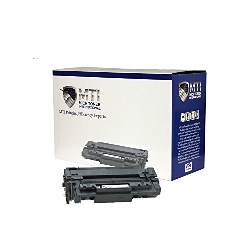 (MICR Toner International Compatible MICR Toner Cartridge Replacement for HP 51A Q7551A P3005, M3027 MFP, M3035 MFP )