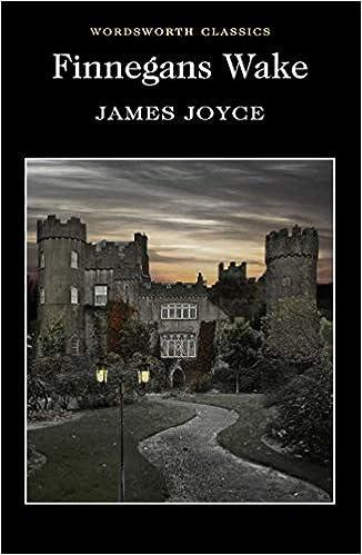 Amazon Com Finnegans Wake Wordsworth Classics