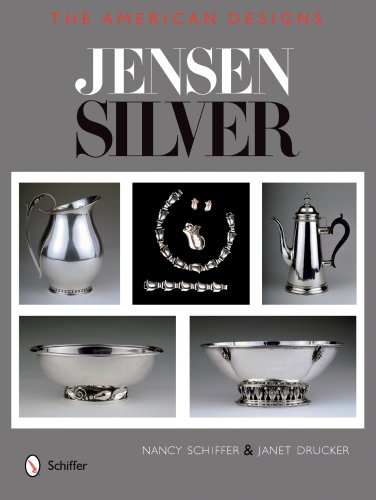 Jensen Silver: The American (Georg Jensen Antiques)