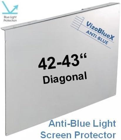 42-43 Pulgadas VizoBlueX Anti Luz Azul Monitor/TV Protector de ...