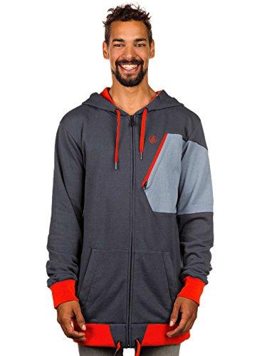 Volcom Full Zip Sweatshirt - 7