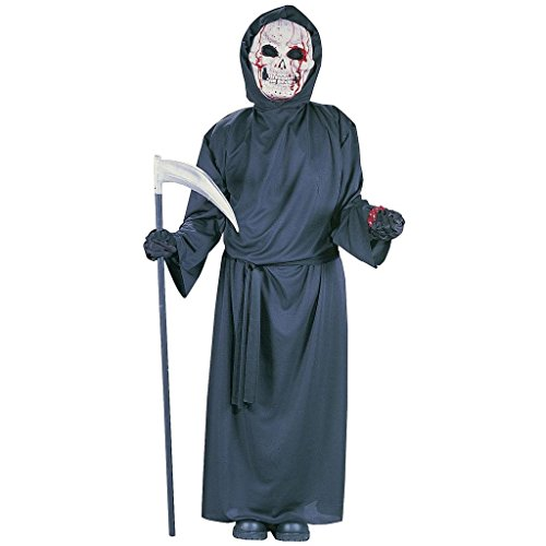 Scary Math Costumes Intergra - Fun World Kid's Bleeding Grim Reaper