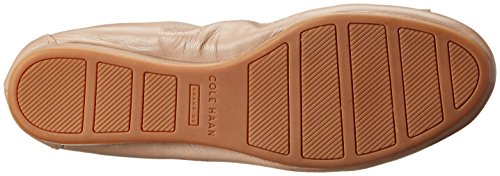 Sugar Leather Flat Maple Ballet Haan Women's Bow Tali Cole wPx780qpq