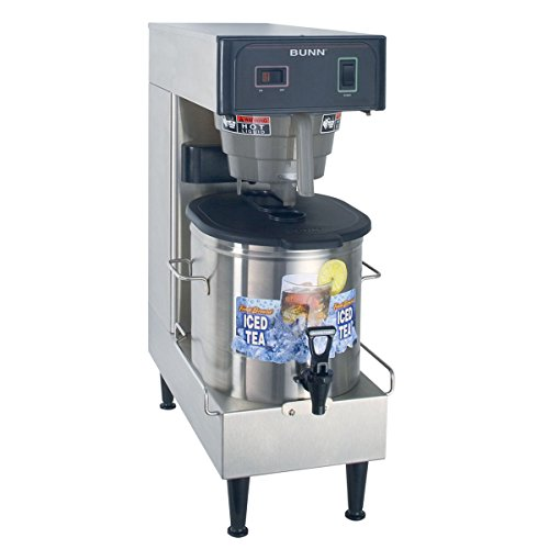 BUNN Automatic Low-Profile Iced Tea Brewer w/ Quickbrew by Bunn