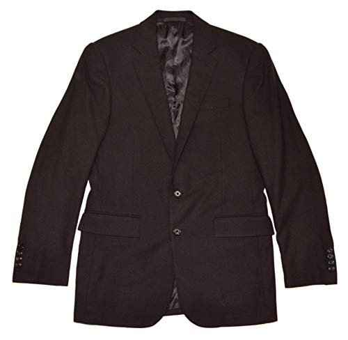(Ralph Lauren Polo Black Label Mens Brown Blazer Sport Coat Wool Italy 38R)
