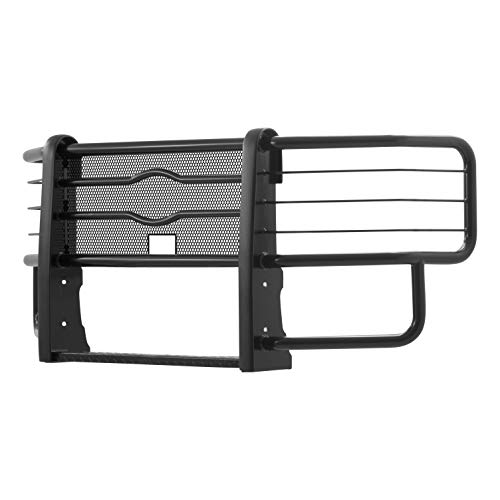 Headlight Brush Guard - LUVERNE 320923-320724 Prowler Max Black Steel Truck Brush Guard for Select Ford Expedition