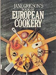 Jane Grigson's book of European cookery