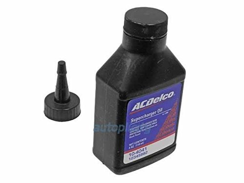 ACDelco 26 0874 010 Supercharger Oil