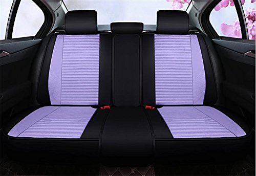 Car Seat cover trim, before the rear fully a car seat covers for 5 seats appropriate vehicle for the use year-round by YAOHAOHAO (Image #4)