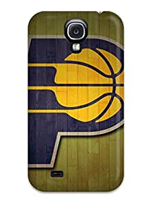 DanRobertse OkmLOlC698ovxDa Case For Galaxy S4 With Nice Indiana Pacers Nba Basketball (8) Appearance