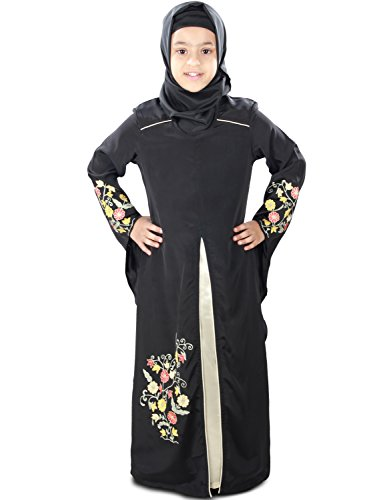 MyBatua-Sarah-Eid-Party-Wear-Abaya-Baby-Burqa-AY-156-K