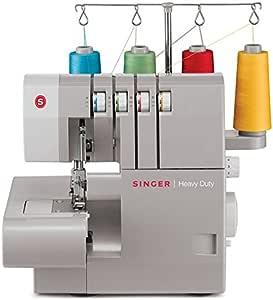 Singer Heavy Duty 854 Máquina de coser/1300 puntadas por minuto ...