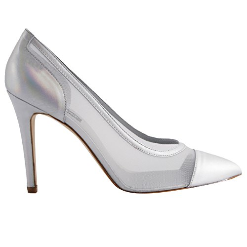 Women's Court Silver Paris Exclusif Shoes Opw6SqZS