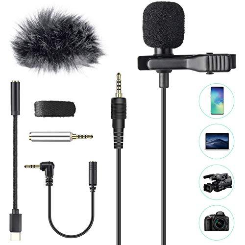 Microfono esterno per smartphone, PC.... ma non perfetto con i vari adattatori
