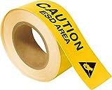 Brady 121367 Toughstripe Caution ESD