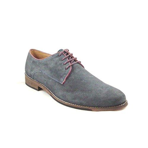 Lotus - Zapatos de cordones para hombre Azul azul marino Azul - azul marino