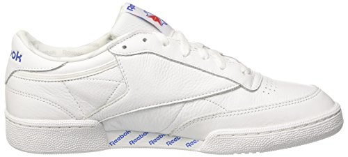 Prml Black Shoes White C Blk Reebok White Gymnastics White Club Vital Lgh Red Solid 85 Men's Blue So Grey Off qwv4YE04Tn