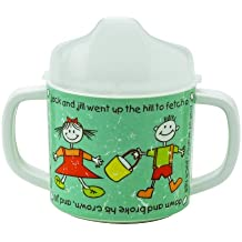 """Sugar Booger """"Nursery Rhyme"""" Feeding Collection Sippy Cup (Discontinued by Manufacturer)"""