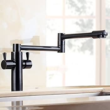 Hansgrohe 04219920 Talis C Pot Filler Deck Mounted Rubbed