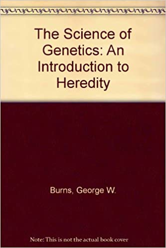 Buy The Science Of Genetics An Introduction To Heredity Book Online At Low Prices In India