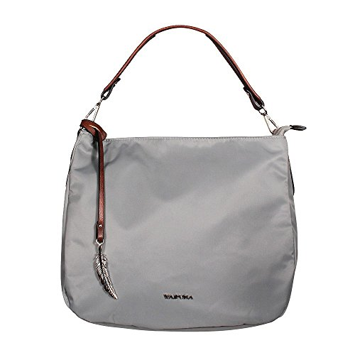Waipuna Women Hobo Bag Kanalana Griggio